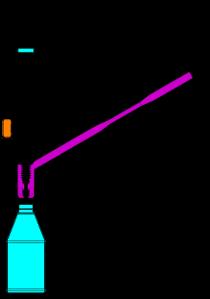 Flow meter valve